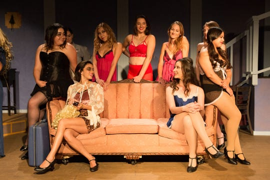 "Aurora Arts Theatre will present ""The Best Little Whorehouse in Texas""  July 17 to September 1."
