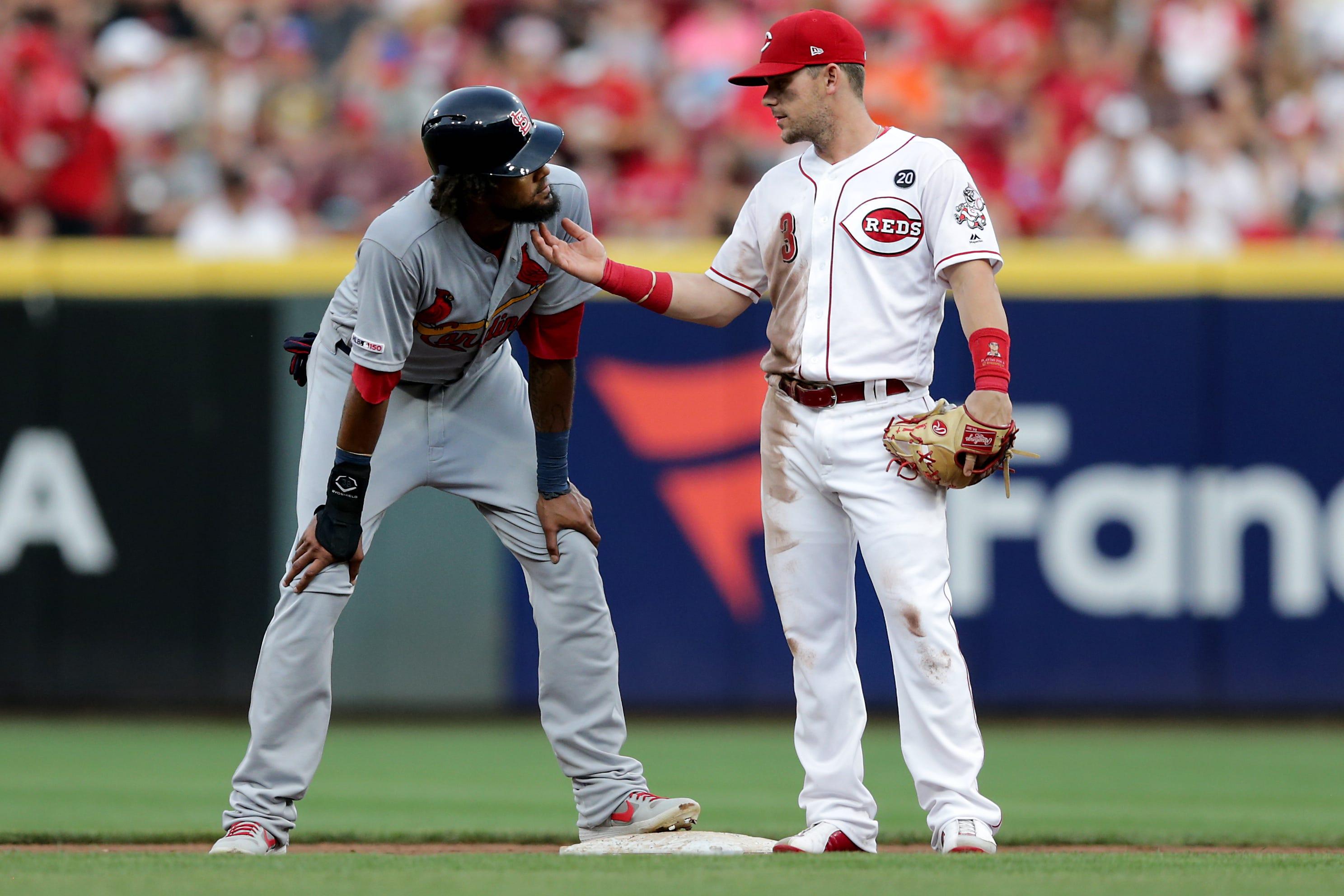 GALLERY: St. Louis Cardinals at Cincinnati Reds, July 18