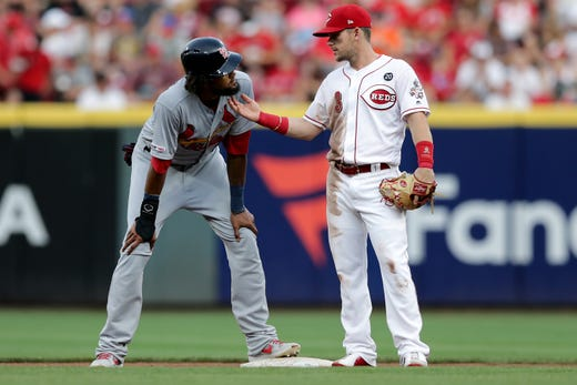 Robert Stephenson roughed up in Cincinnati Reds' 7-4 loss to St. Louis Cardinals