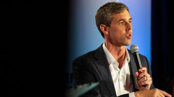Former Rep. Beto O'Rourke, D-Texas, talked about his stance on marijuana legalization at the AARP/Des Moines Register forum in Iowa on Friday.
