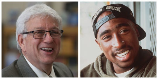 No, Jerry Foxhoven's adoration of Tupac Shakur did not spark his abrupt ouster as the head of Iowa's largest state agency, the Iowa governor's office said.