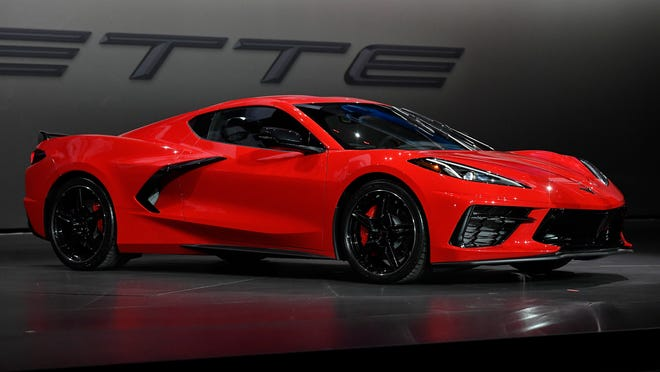 2020 Chevrolet Corvette Stingray Price And Features Revealed