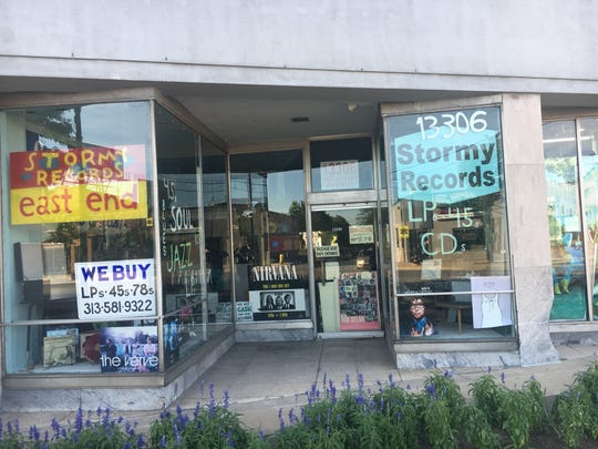 Stormy Records is located at 13306 Michigan Avenue in Dearborn.