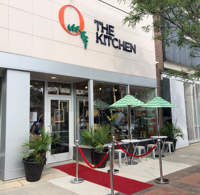 Vegan cafe the Kitchen is now open for lunch Tues.-Fri. in New Center.