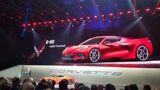 2020 mid-engine Corvette C8 supercar starts at $59,995
