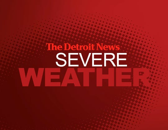 As heat builds across the region, strong thunderstorms are in the forecast for the evening in Macomb and St. Clair counties, the National Weather Service said.