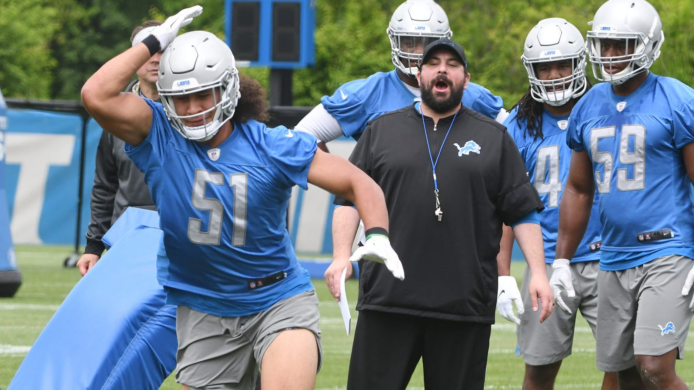 Lions training camp preview: Five key storylines to watch
