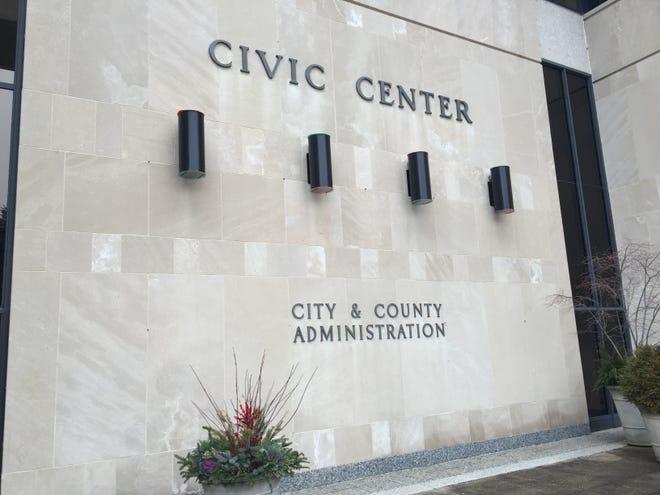 The Evansville City Council meets at 5:30 p.m. Monday.