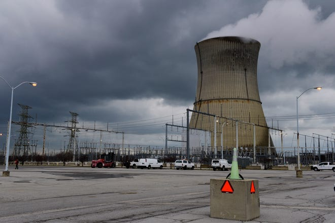 Davis-Besse Nuclear Power Station employs around 700 people and generates millions of dollars annually in tax revenue. Nuclear Regulatory Commission staff held a meeting Thursday in Carroll Township to explain the decommissioning process and what may happen if Davis-Besse ceases operations.