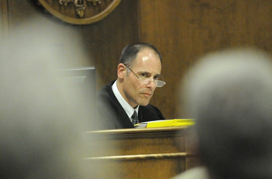 Brown County Circuit Court Judge Marc Hammer