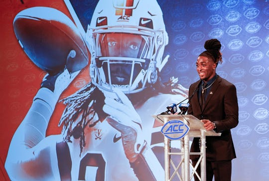 Virginia, with quarterback Bryce Perkins, could become the seventh different team to win the Coastal Division in seven years if the Cavaliers continue their climb in 2019.