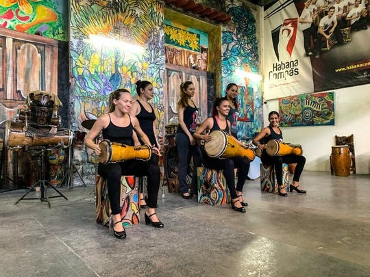 The Litz Alphonso Academy, a woman-led dance company and school for youth, celebrates Cuban's legendary music and dance.