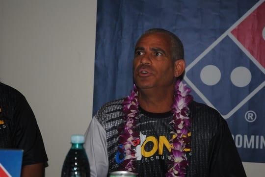 Coach John Bankhead