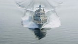 This is the U.S. Navy's fourth ship to carry the name of Indianapolis