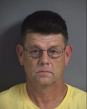 Robert Lee Egesdal, 48, faces sex abuse charges after police say he sexually abused the victim multiple times over the span of five years in Solon.