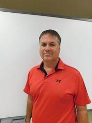 Port Barre football coach Craig Stevens