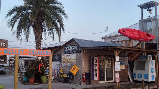PAC Kayak Rentals before Tropical Storm Barry