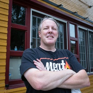 Meat Southern B.B.Q. &Carnivore Cuisine, a popular eatery in Lansing's Old Town, will be featured onanother Food Network show next year, said owner Sean Johnson on Wednesday.