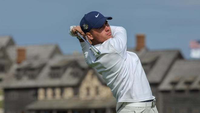 Hunter Eichhorn, who golfs at Marquette, won the Wisconsin State Amateur  Championship Thursday.