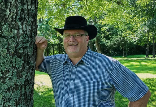 Vincent Anderson will be the featured speaker at the next meeting of the Baxter County Historical and Genealogical Society.