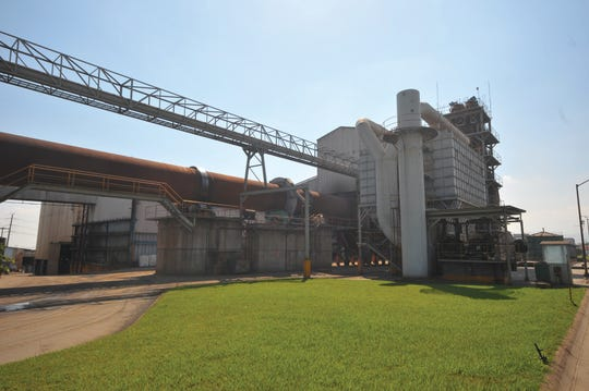 The Zinc Nacional steel-dust recycling facility in Monterrery, Mexico, is similar to one proposed in Muncie.