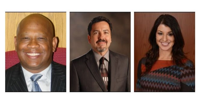 Farmington Hills City Council Members Michael Bridges, Randy Bruce and Samantha Steckloff have all entered the race for Michigan's 37th district.