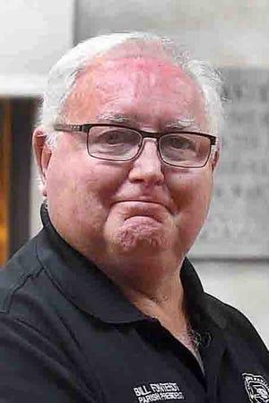 St. Landry Parish President Bill Fontenot