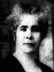 Mrs. George (Jasmine) Abdalla, founder