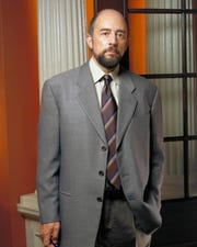 """Richard Schiff plays communications director Toby Ziegler in """"The West Wing."""""""