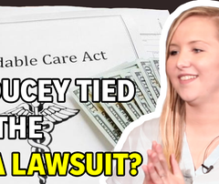 Is Gov. Ducey involved in the lawsuit to repeal the Affordable Care Act? - AZ Fact Check
