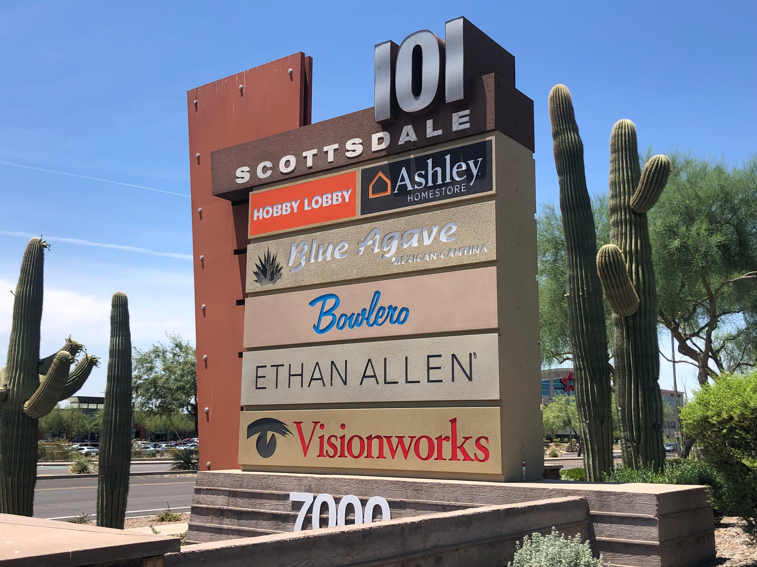Restaurants coming to Scottsdale 101 Shopping Center in 2020