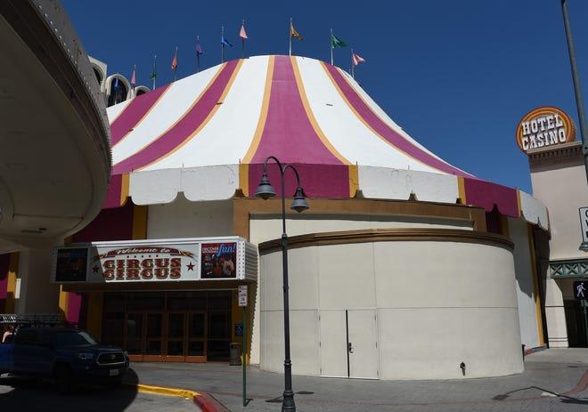Circus Circus in downtown Reno on July 19, 2019.