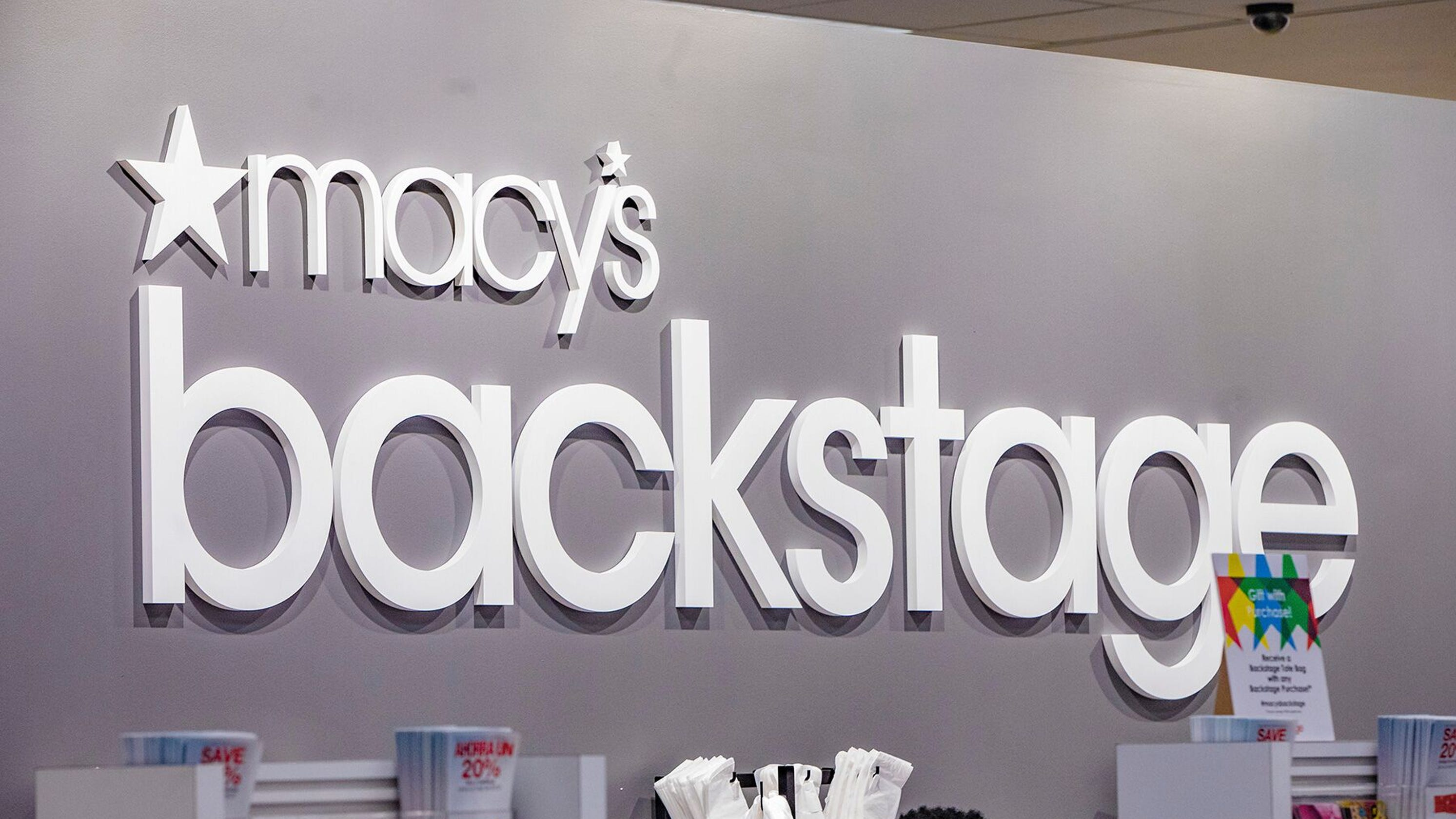862151fe956 Macy's to open Backstage at Eastview Mall
