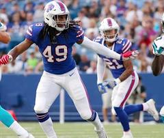 Buffalo Bills linebackers: No depth