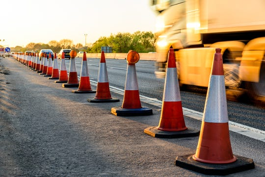 Repaving of a stretch of Route 96 in Brighton and Pittsford begins Monday night.