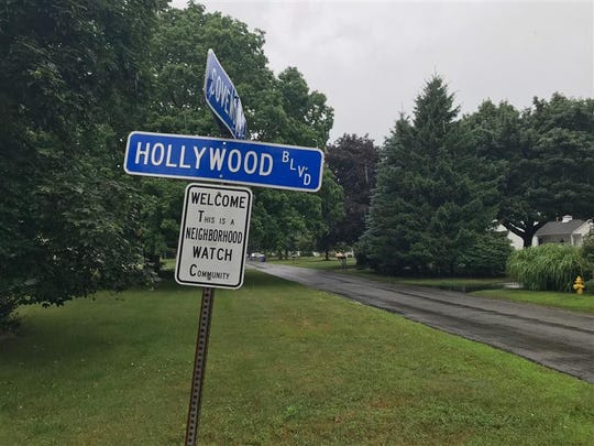 Timothy B. Manley Jr. was shot early Wednesday on Hollywood Boulevard in Webster.