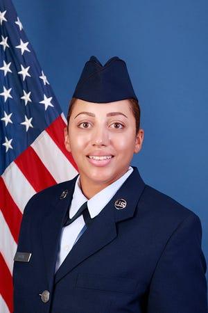 Airman 1st Class Christina M. Clark