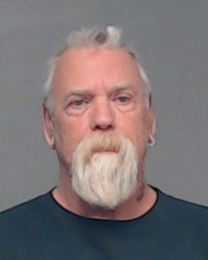 Arrest photo of Timothy Reeves.