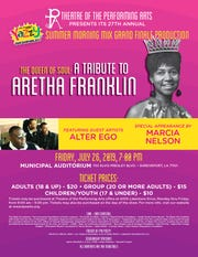 "Yazzy's ""A Tribute to Aretha Franklin"""
