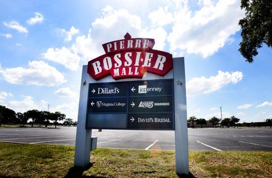 Pierre Bossier Mall in Bossier City.