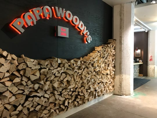 Papa Woody's Wood Fired Pizza in the Jones421 building marketplace, at 421 N. Phillips Ave. in Sioux Falls, opened in early May.