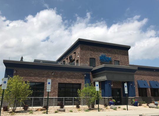 Blue Rock Bar & Grill in the Sanford Sports Complex at 4021 N. Bobhalla Dr. in Sioux Falls in March 2019.