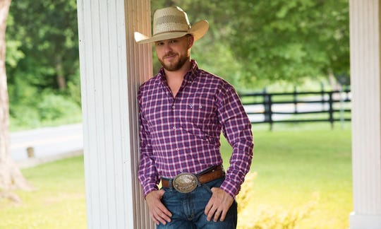 Country musician Cody Johnson is set to perform at the Sanford Pentagon on Oct. 12.