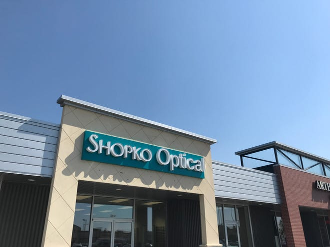 Shopko Optical at 2812 W. 41st St. in Sioux Falls was spared and relocated as part of national acquisition of Shopko's eye care business.
