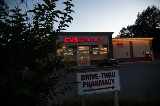 The CVS pharmacy in downtown Norton, Va., sold 1.3 million opioids from 2006 through 2012.