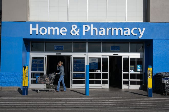 In some of the litigation Arkansas does have a defendant, however, in Walmart, which operates thousands of pharmacies in the U.S. The DEA documents indicate the Bentonville-based retailer was responsible for about seven percent of the billions of doses dispensed by the six companies named in the lawsuit.