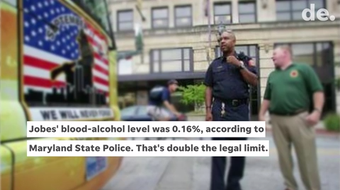 Wilmingtonfire marshal's blood-alcohol level was double the legal limit when police charged him with drunken driving earlier this monthin Maryland.