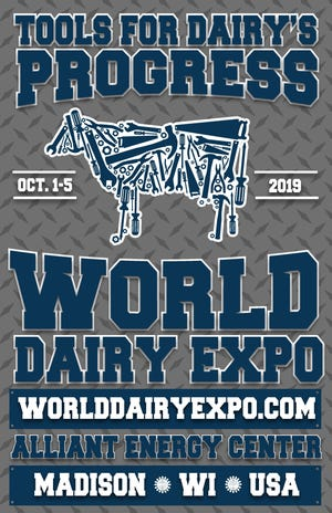 2019 World Dairy Expo