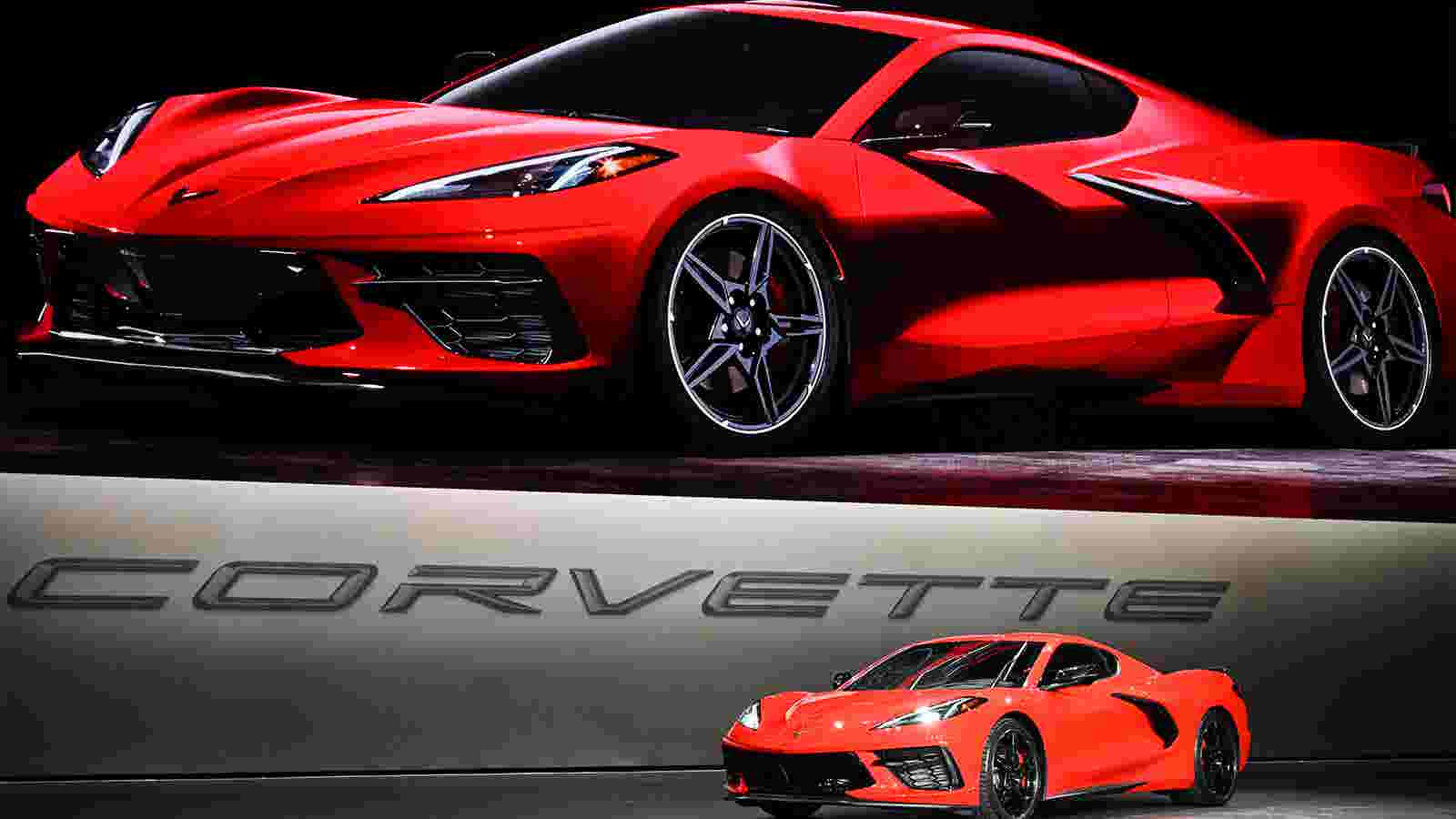 First Look: New mid-engine Corvette adds more muscle