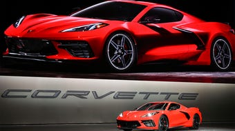 The 2020 Corvette Stingray was unveiled in Hollywood fashion in Southern California.